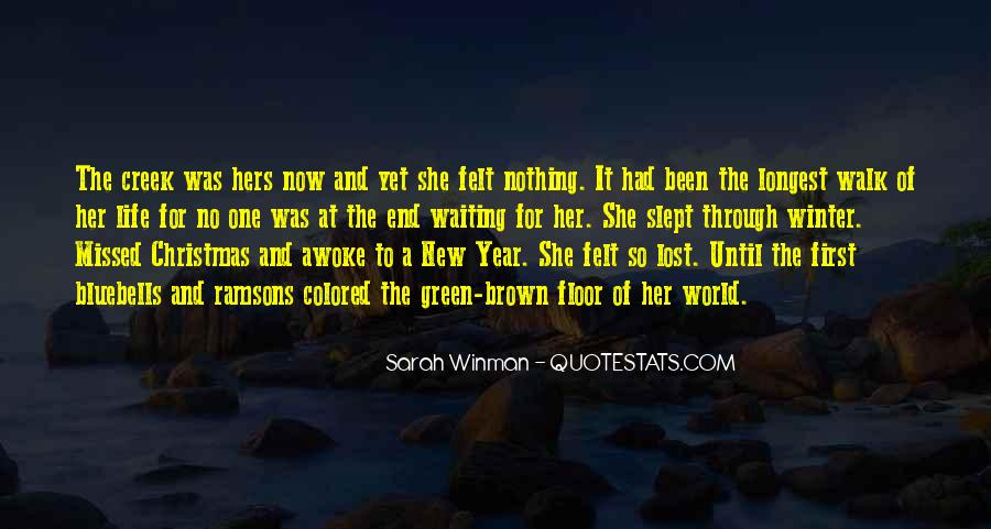 Until The End Of The World Quotes #912383