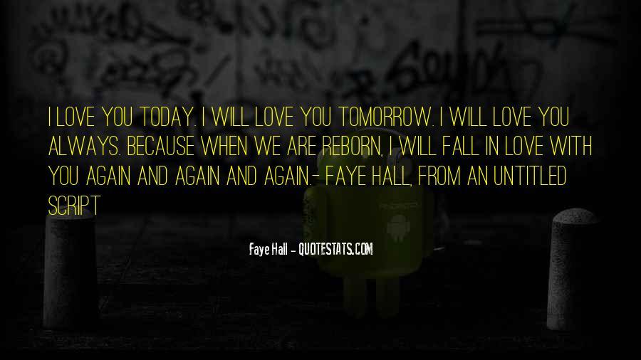 Until We Me Again Quotes #3379
