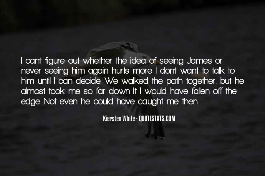 Until We Me Again Quotes #579346