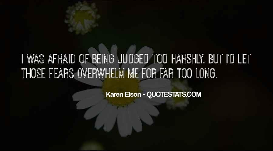 Quotes About Being Judged By Your Past #184584