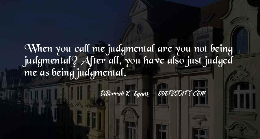 Quotes About Being Judged By Your Past #525772