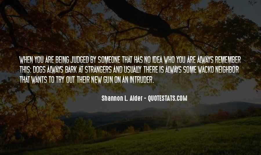 Quotes About Being Judged By Your Past #62812