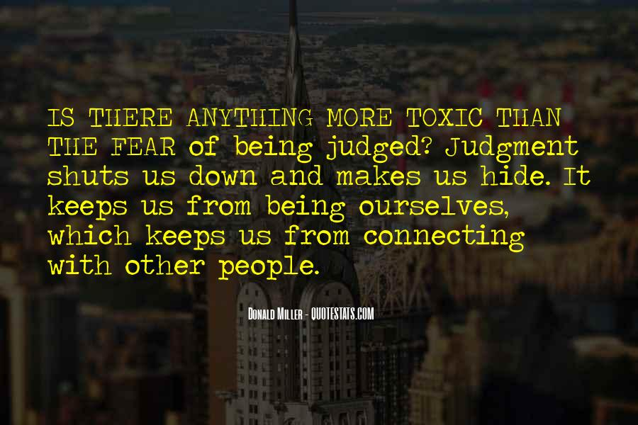 Quotes About Being Judged By Your Past #99897