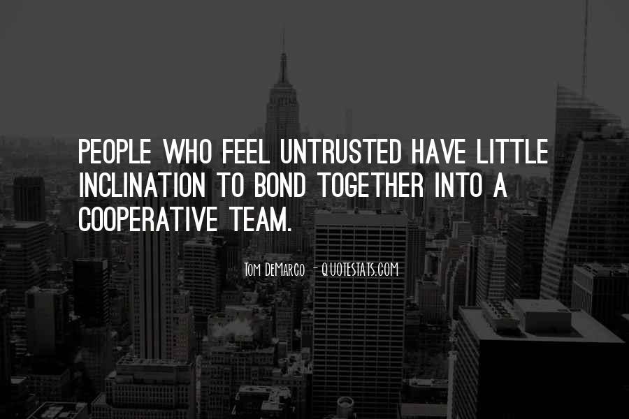 Untrusted Quotes #174005