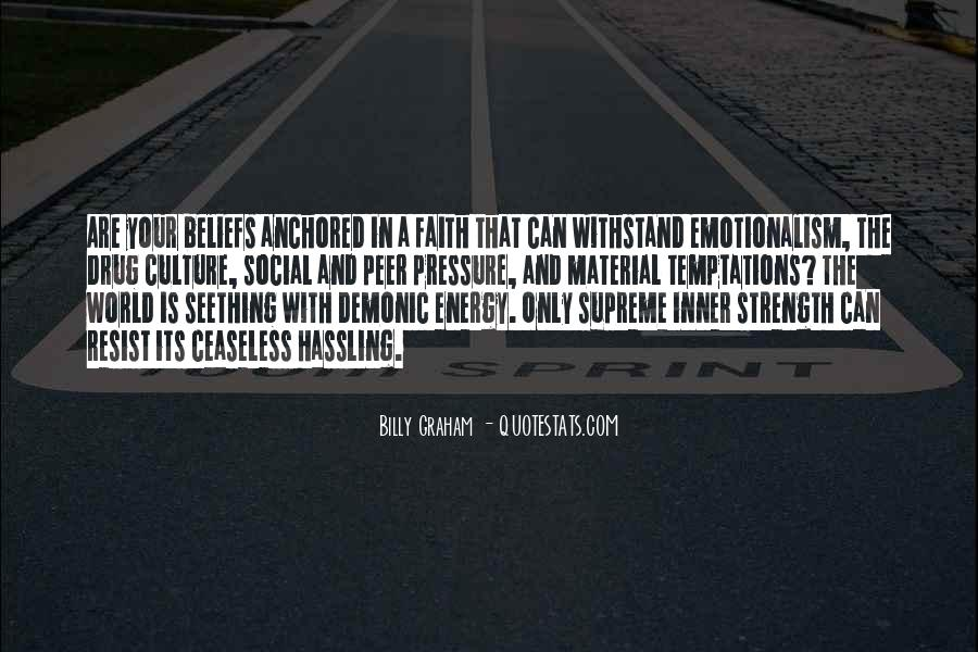 Quotes About Inner Strength And Faith #1471696
