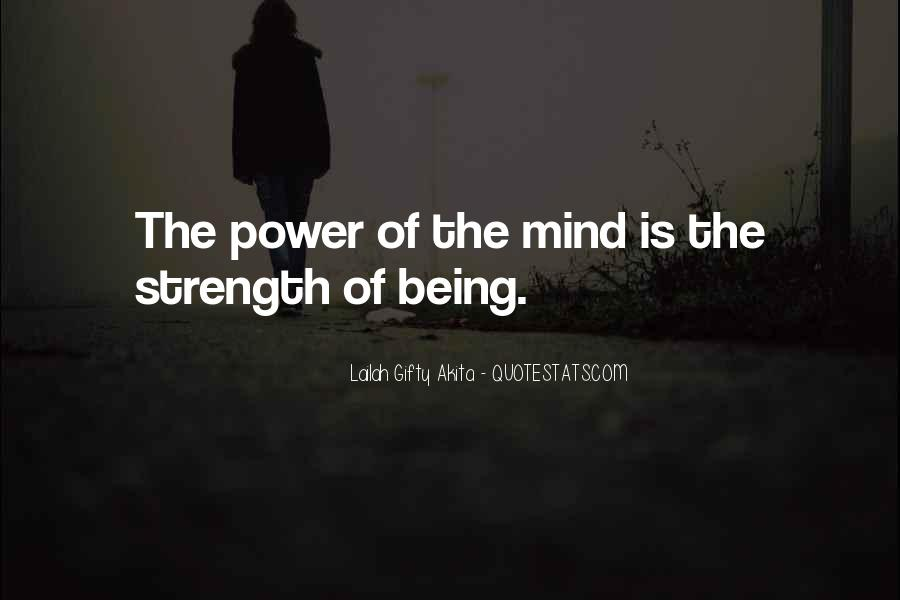 Quotes About Inner Strength And Faith #345906