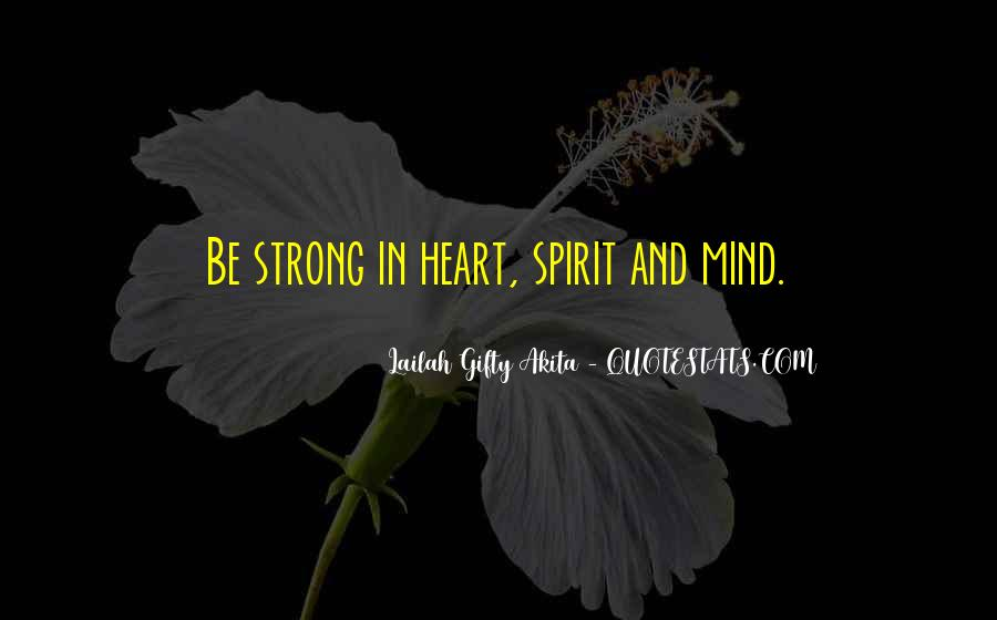 Quotes About Inner Strength And Faith #391459