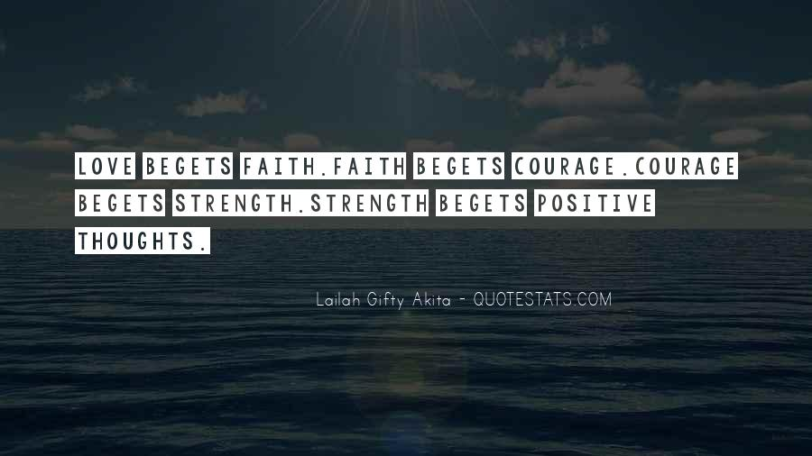 Quotes About Inner Strength And Faith #895816