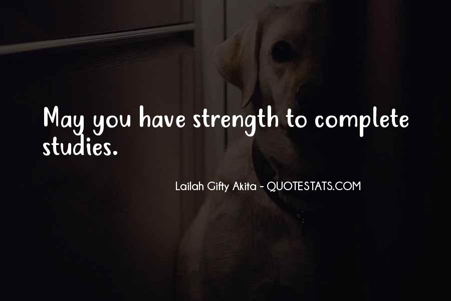 Quotes About Inner Strength And Faith #936250