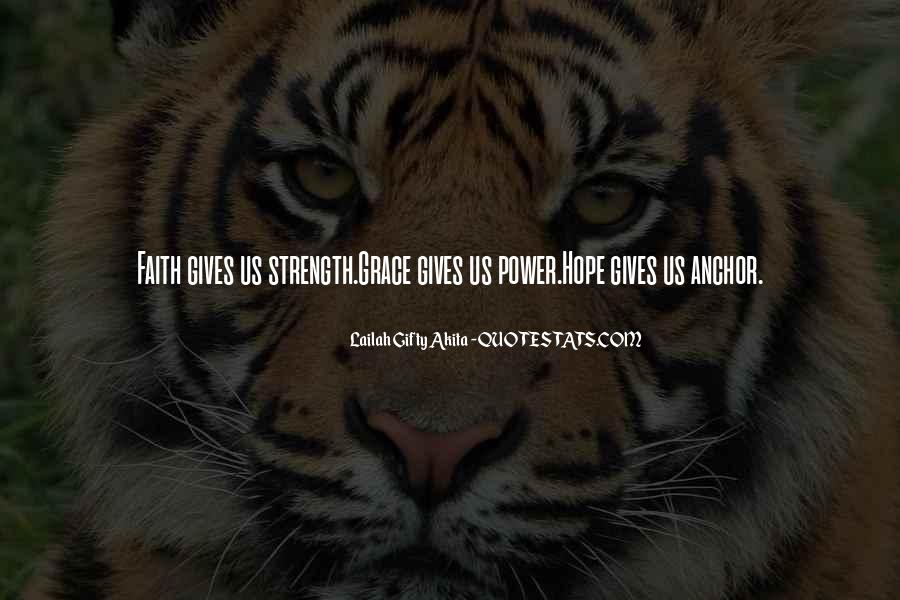 Quotes About Inner Strength And Faith #959198