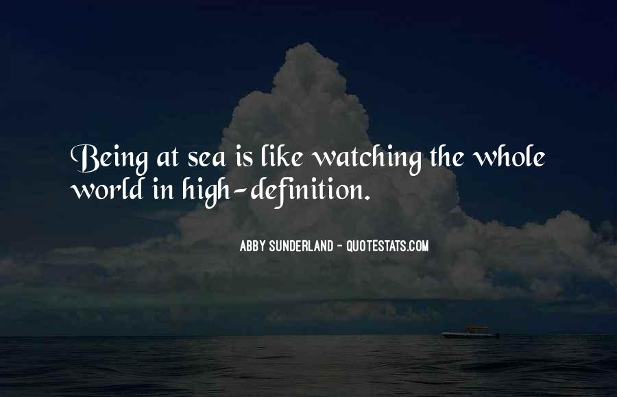 Up Above The World So High Quotes #13923