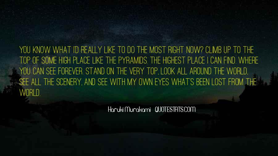 Up Above The World So High Quotes #143428
