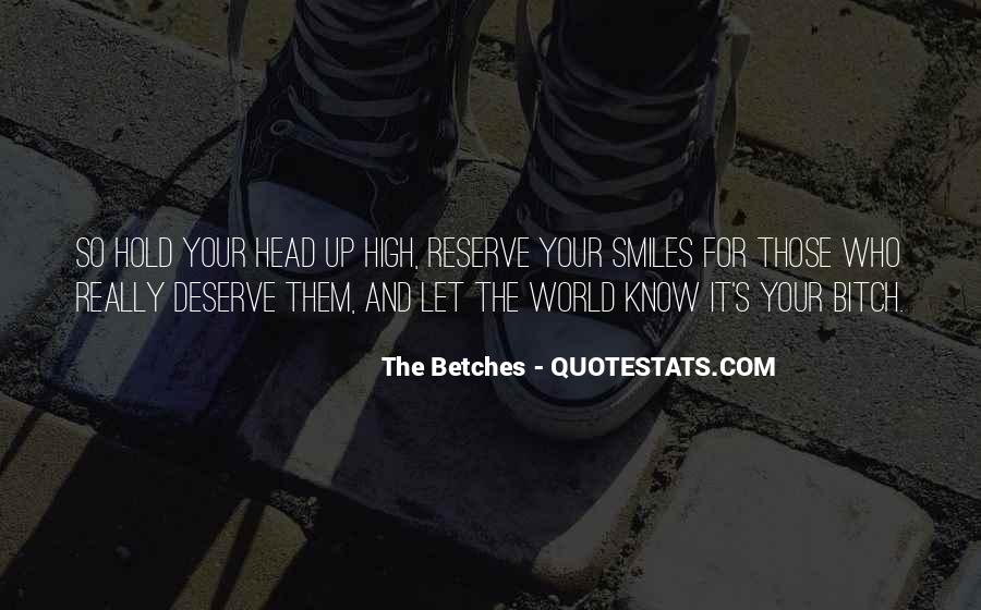 Up Above The World So High Quotes #15755