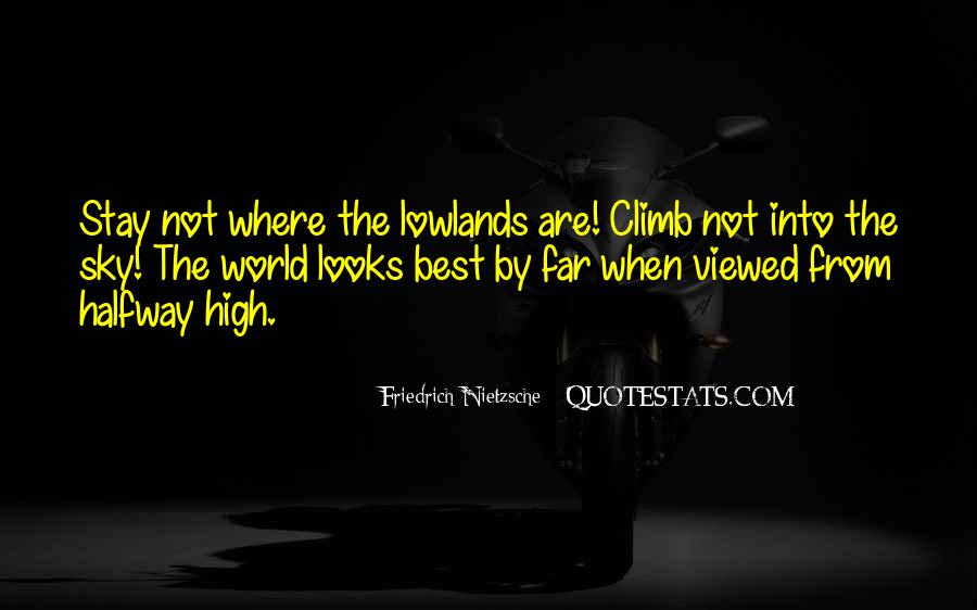 Up Above The World So High Quotes #263680
