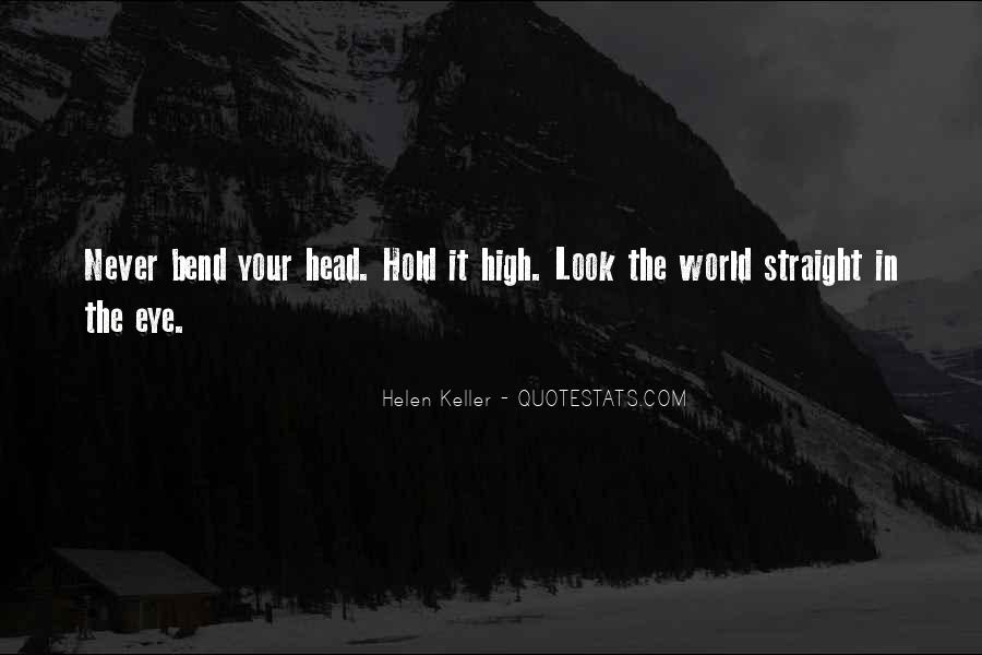 Up Above The World So High Quotes #307063
