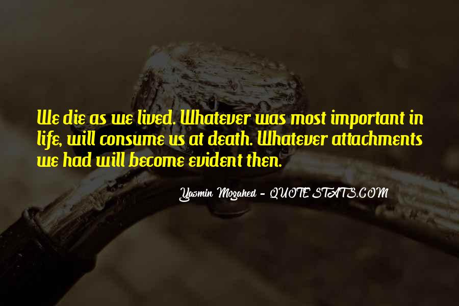 Quotes About Islamic Death #1133724