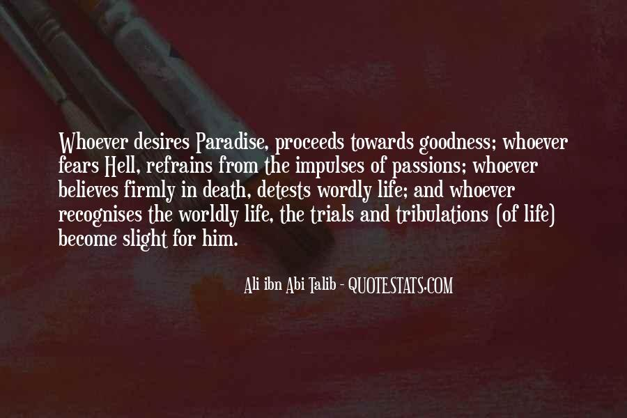 Quotes About Islamic Death #1155573