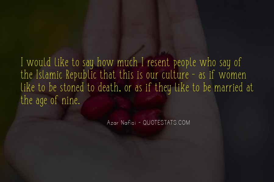 Quotes About Islamic Death #1249656