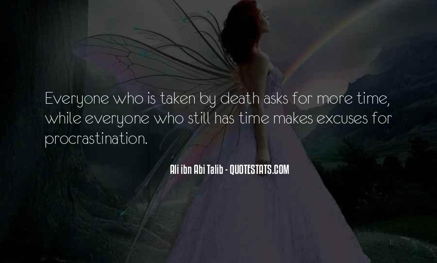 Quotes About Islamic Death #232853