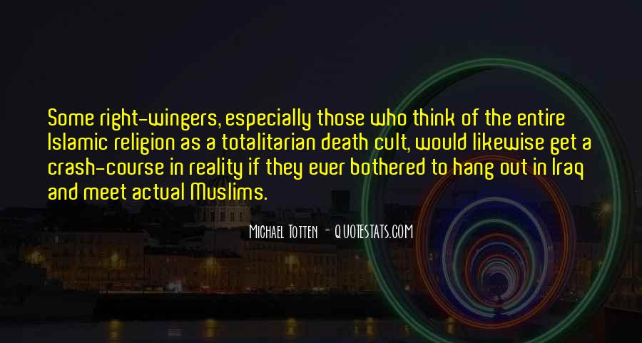 Quotes About Islamic Death #883152