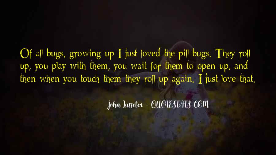 Quotes About Love Bugs #143796