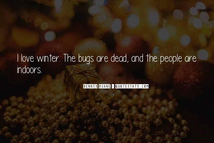 Quotes About Love Bugs #451315