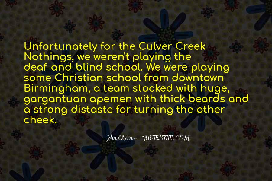Up The Creek Quotes #381140