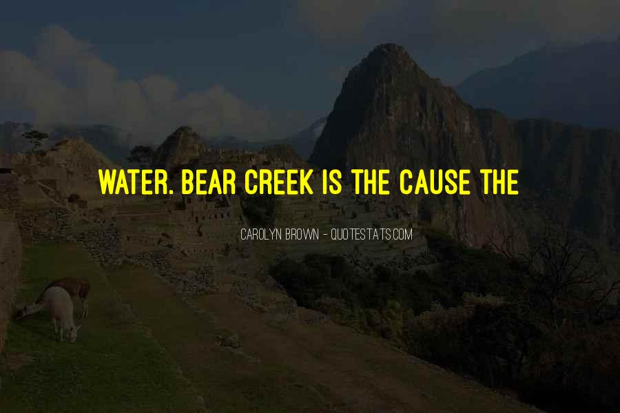 Up The Creek Quotes #382718