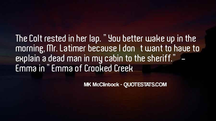 Up The Creek Quotes #709529