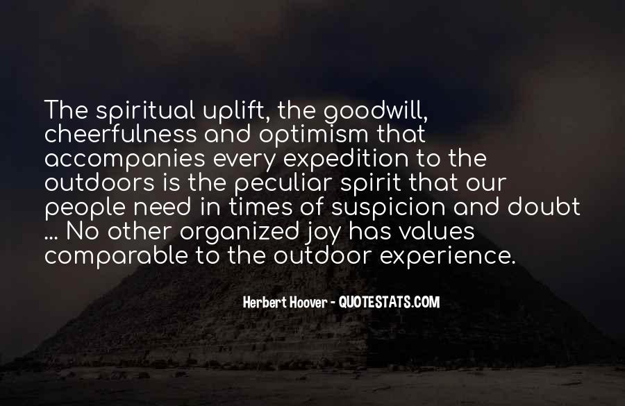 Uplift Quotes #1283634