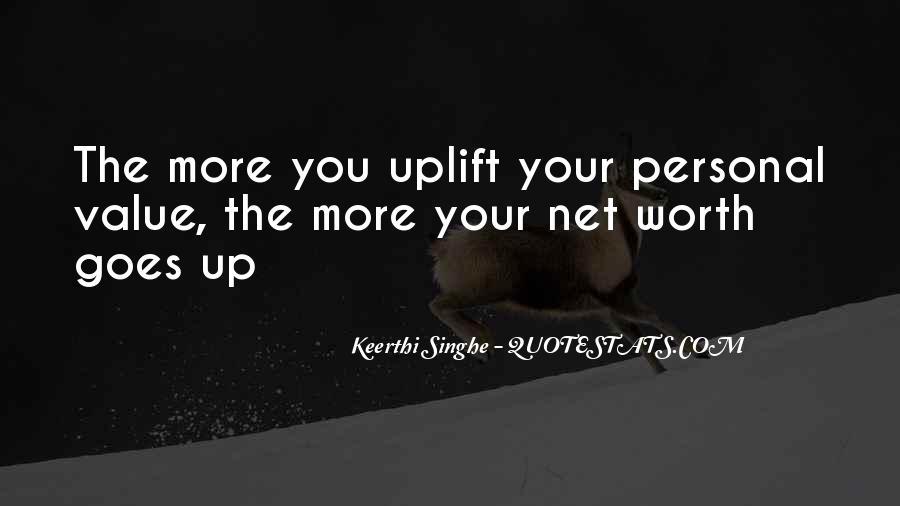 Uplift Quotes #323076