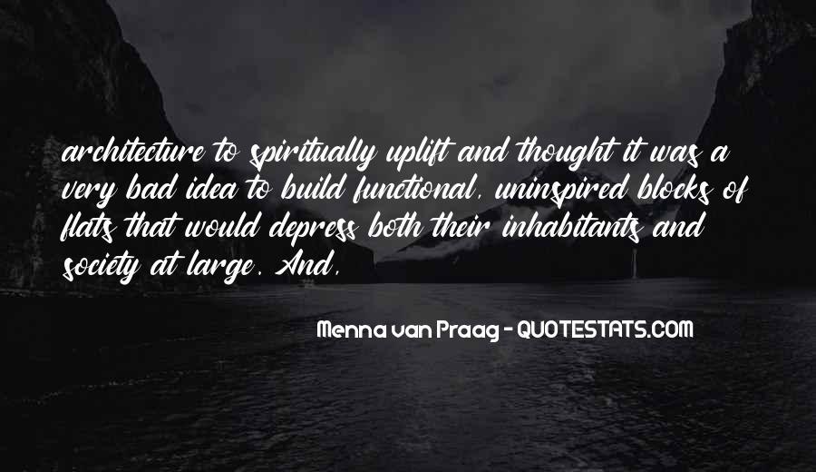 Uplift Quotes #687952