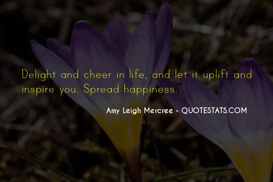Uplift Quotes #708681