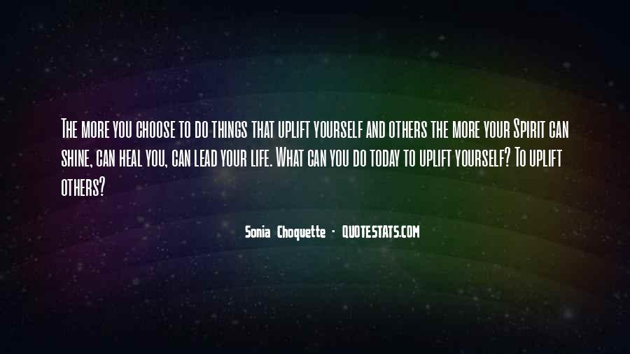 Uplift Quotes #915682