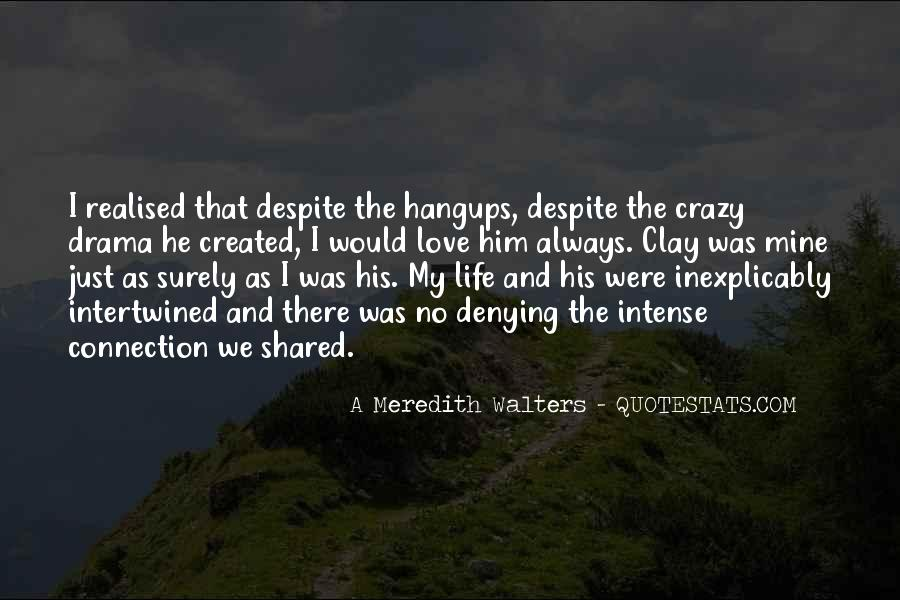 Quotes About A Crazy Life #340091