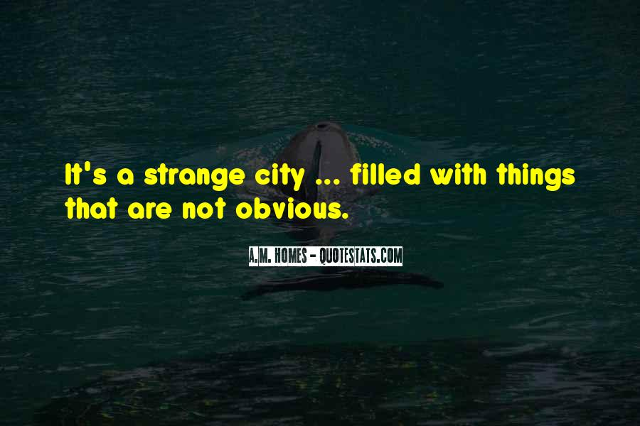 Urban Exploring Quotes #1147332