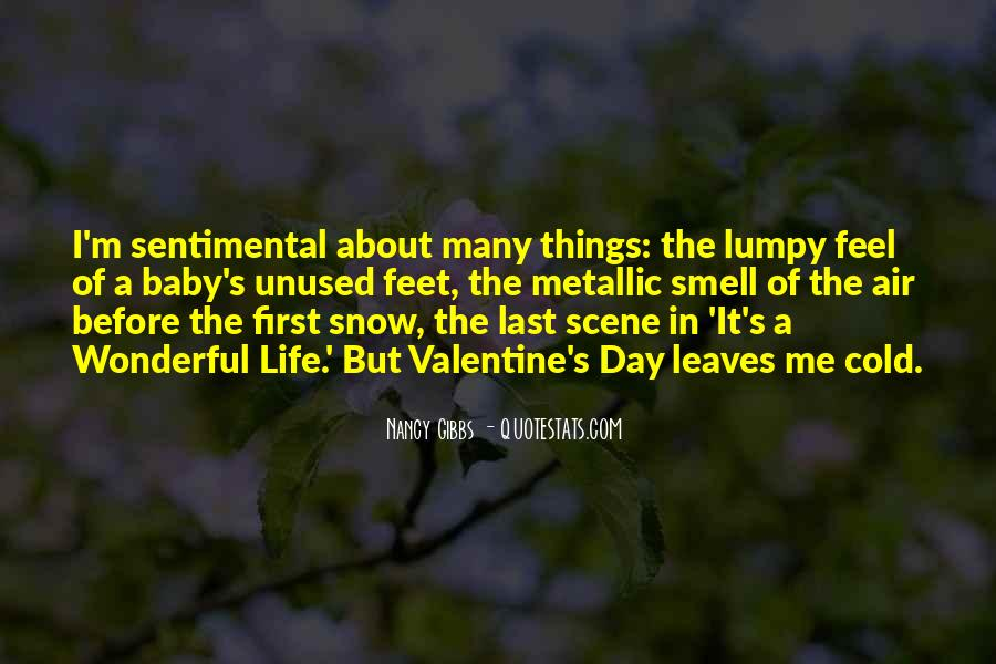 Quotes About First Snow #1287884