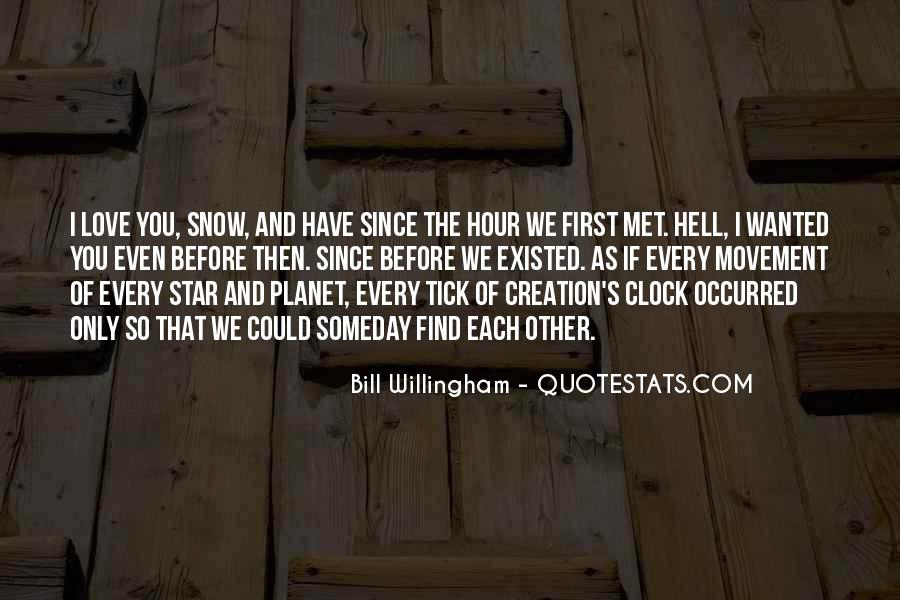 Quotes About First Snow #142731