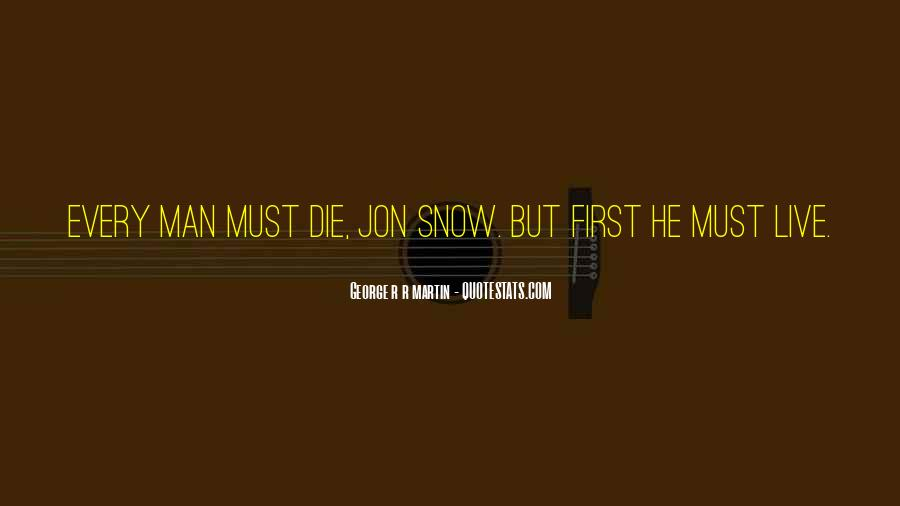 Quotes About First Snow #1821968