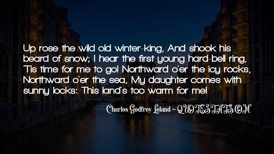 Quotes About First Snow #206179