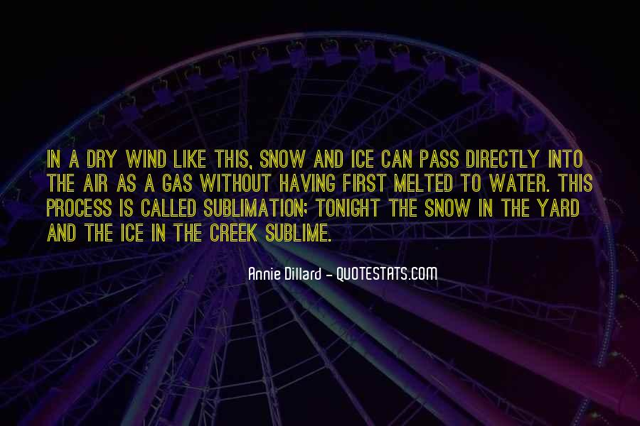 Quotes About First Snow #373488