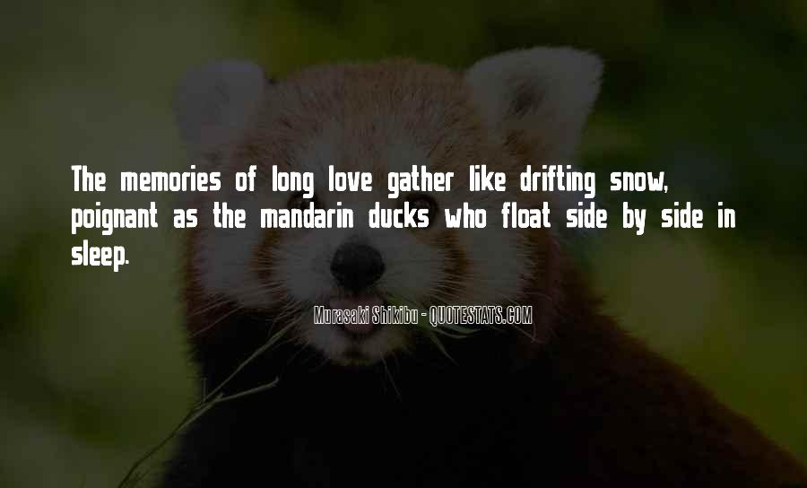 Quotes About First Snow #871673