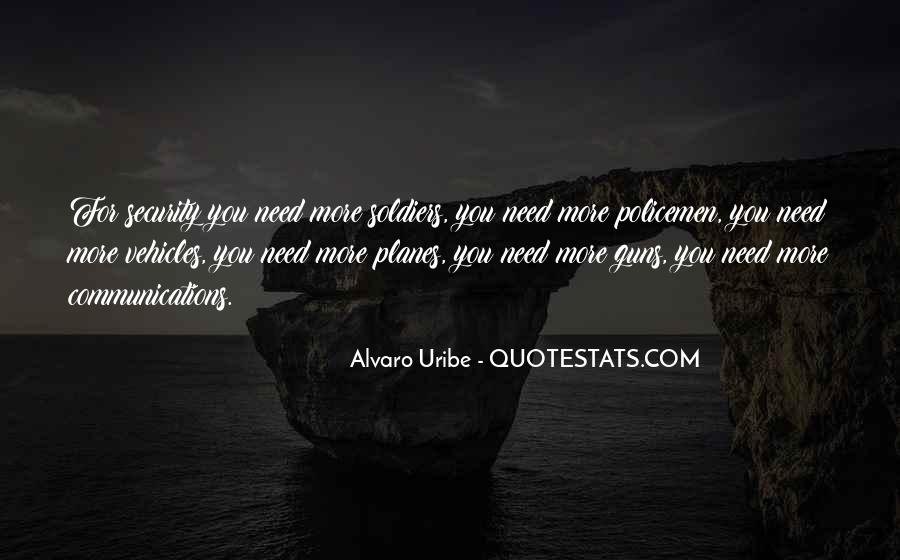 Uribe Quotes #1085995