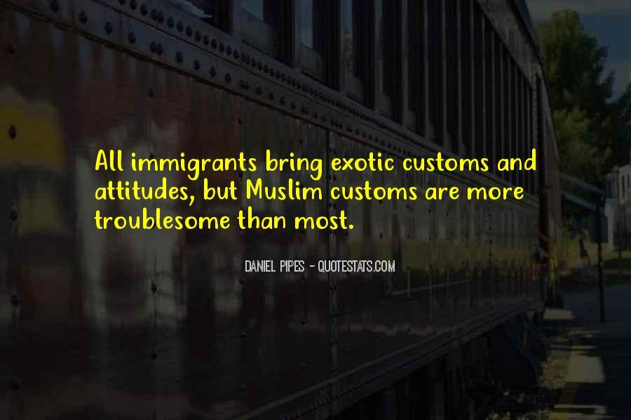 Us Customs Quotes #108439