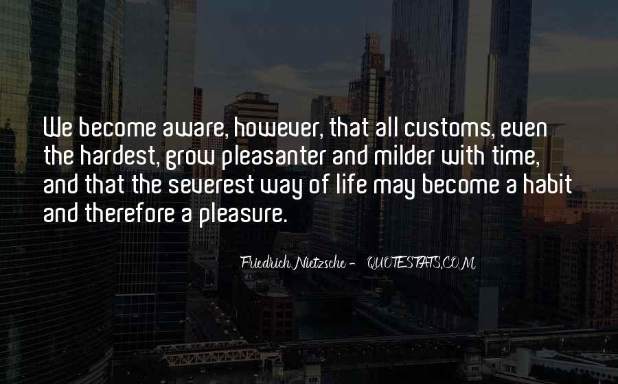 Us Customs Quotes #149784
