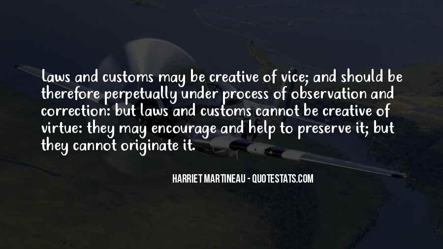 Us Customs Quotes #17518