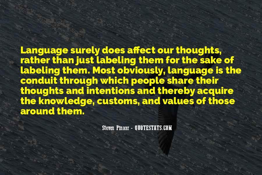 Us Customs Quotes #56547