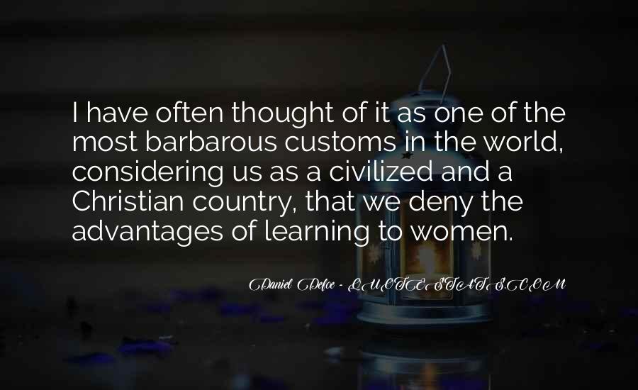 Us Customs Quotes #947346