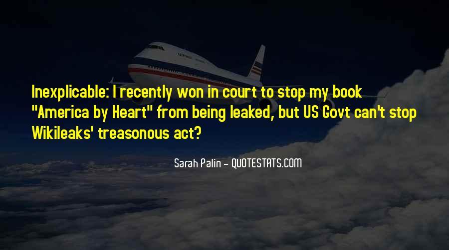 Us Govt Quotes #588673
