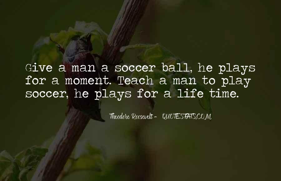 Us Men's Soccer Quotes #1008689